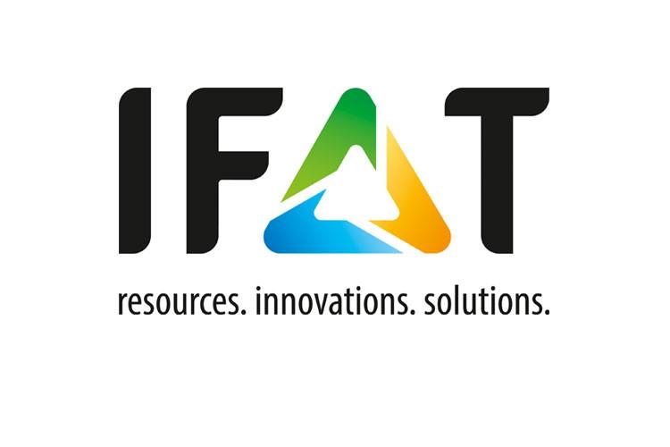 IFAT trade fair