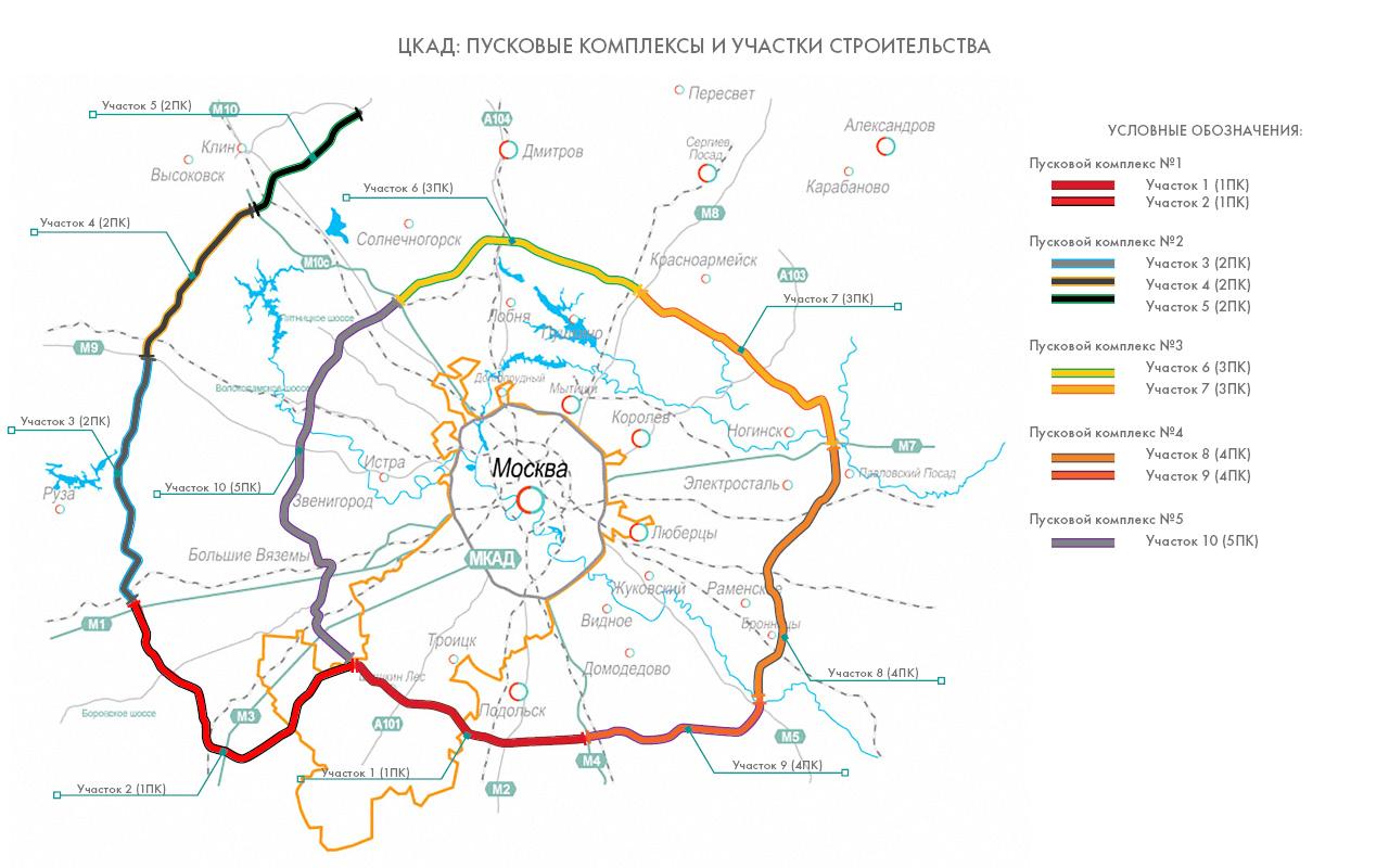 TsKAD: detailed map of 2019 37